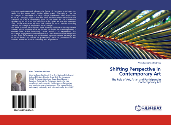 Shifting Perspective in Contemporary Art, The Role of Art Artist and Participant in Contemporary Art