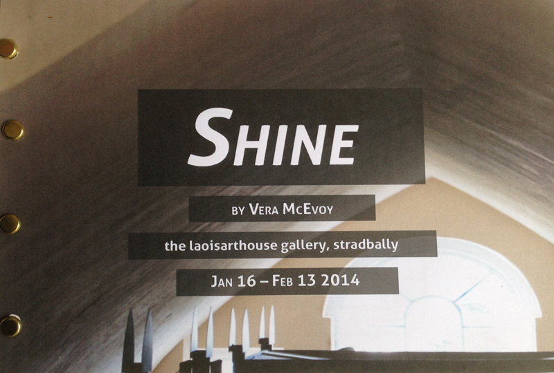 Shine solo catalogue, Laois Arthouse