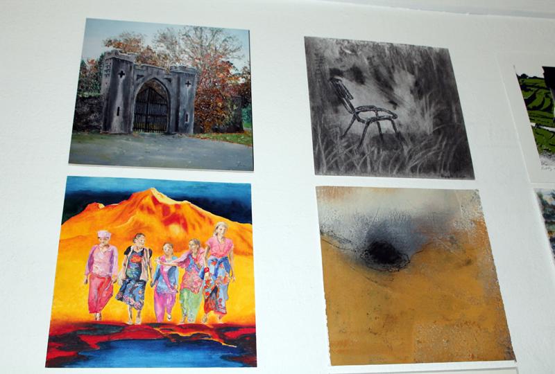 Touring exhibition, curator vera mcevoy