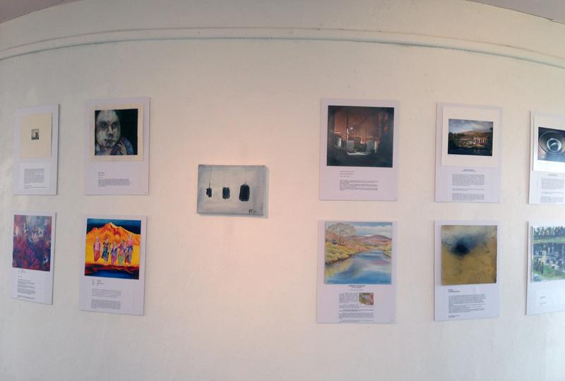 Borders ll: Cill Rialaig, Kerry exhibition, curator vera mcevoy