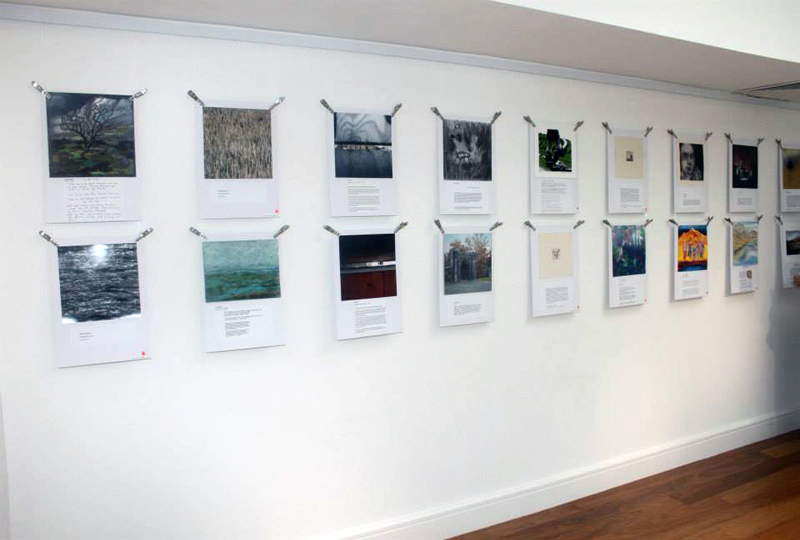 Borders lll: Laois exhibition, curated Vera McEvoy