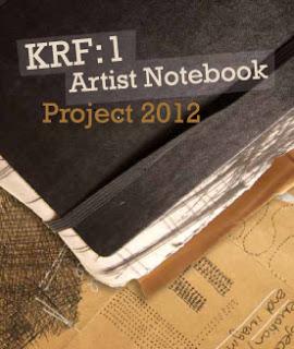 artist journaling