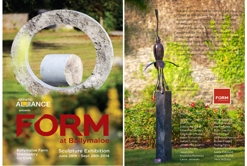 Form 2014 exhibition Catalogue