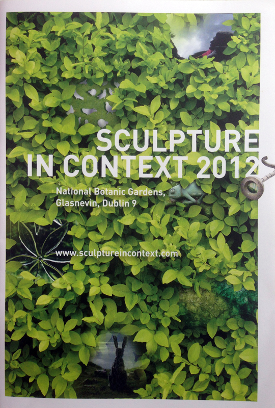 tags, Exhibition Catalogue 2012, Sculpture in Context, loose ends