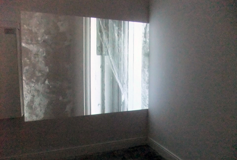 Shine video installation, Laois Arthouse
