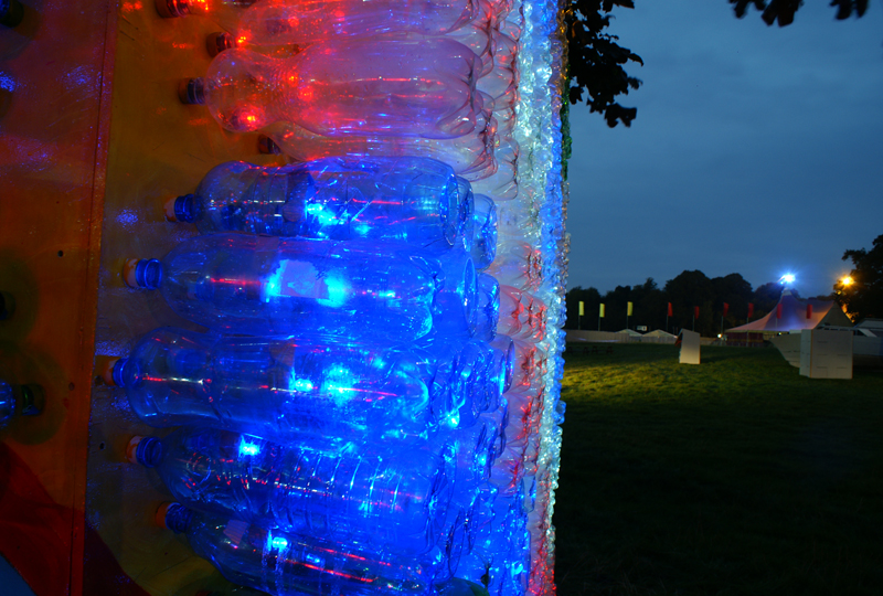 Side view, Honeycomb, Electric Picnic 2012