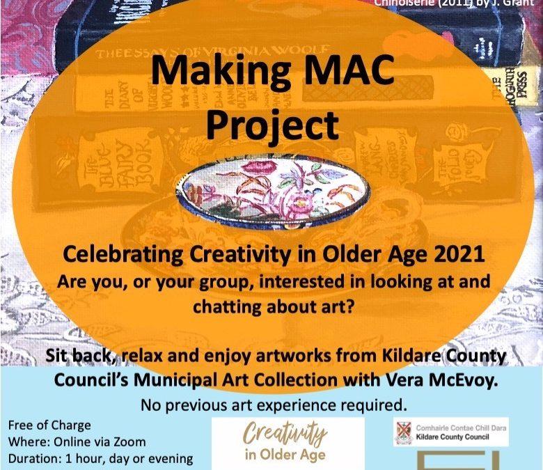 Making MAC Art Project